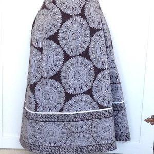 East 5th Midi Skirt size 6